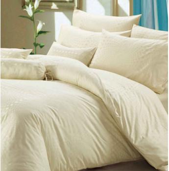 2101(cream) - Bedding Set