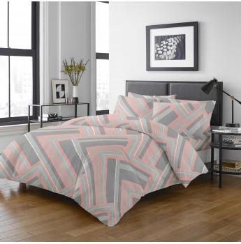7210 - 1700針全棉貢緞床笠連枕袋