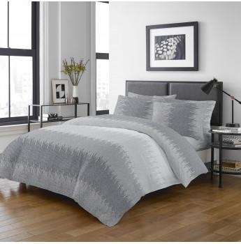 7211 - 1700針全棉貢緞床笠連枕袋