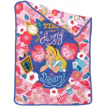 AL2101 - 愛麗絲夢遊仙境 1000針棉質冷氣被