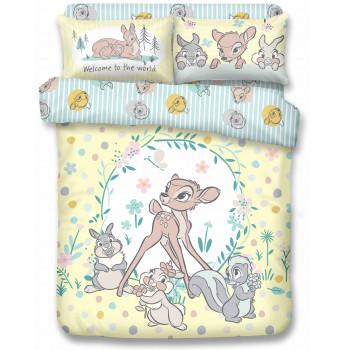 BB2001 - 小鹿斑比床品套裝