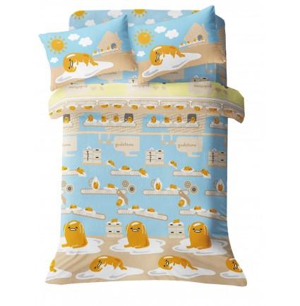 GU1506 - 梳乎蛋床品套裝