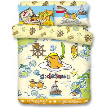 GU2101 - 梳乎蛋床品套裝
