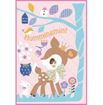 HU1701 - Hummingmint Spun Soft Summer Quilt