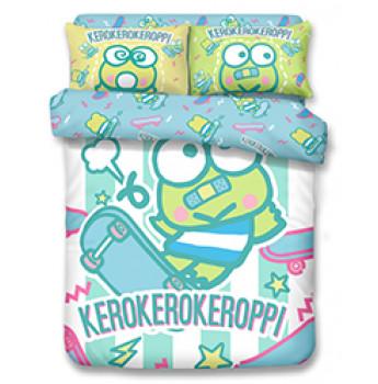 KR1702 - Kerokerokeroppi Bedding Set