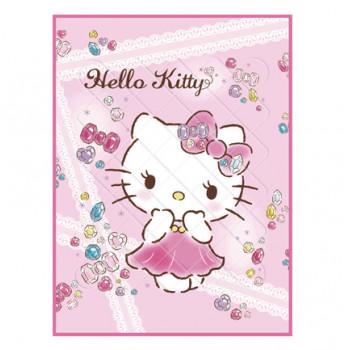 KT1601 - Hello Kitty Spun Soft Summer Quilt
