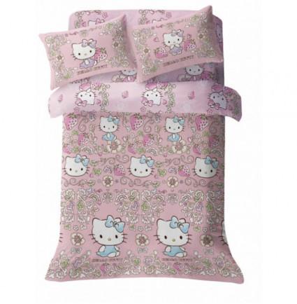 KT1701 - Hello Kitty Bedding Set