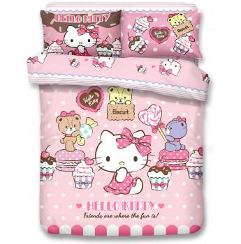 KT1802 - Hello Kitty床品套裝