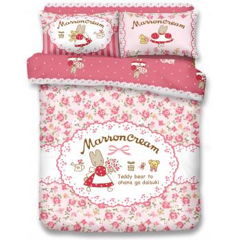 MA1901 - Marron Cream床品套裝